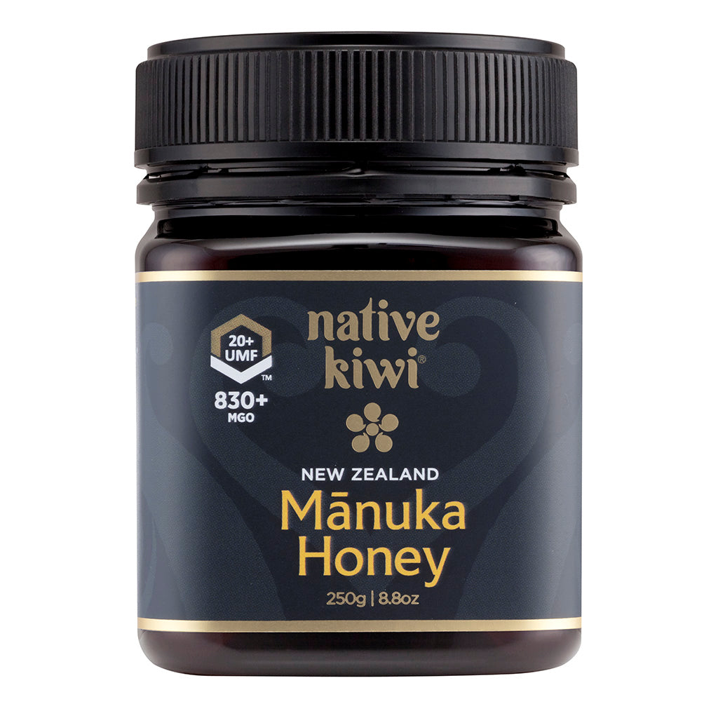 Native Kiwi 20+ Manuka Honey 250g