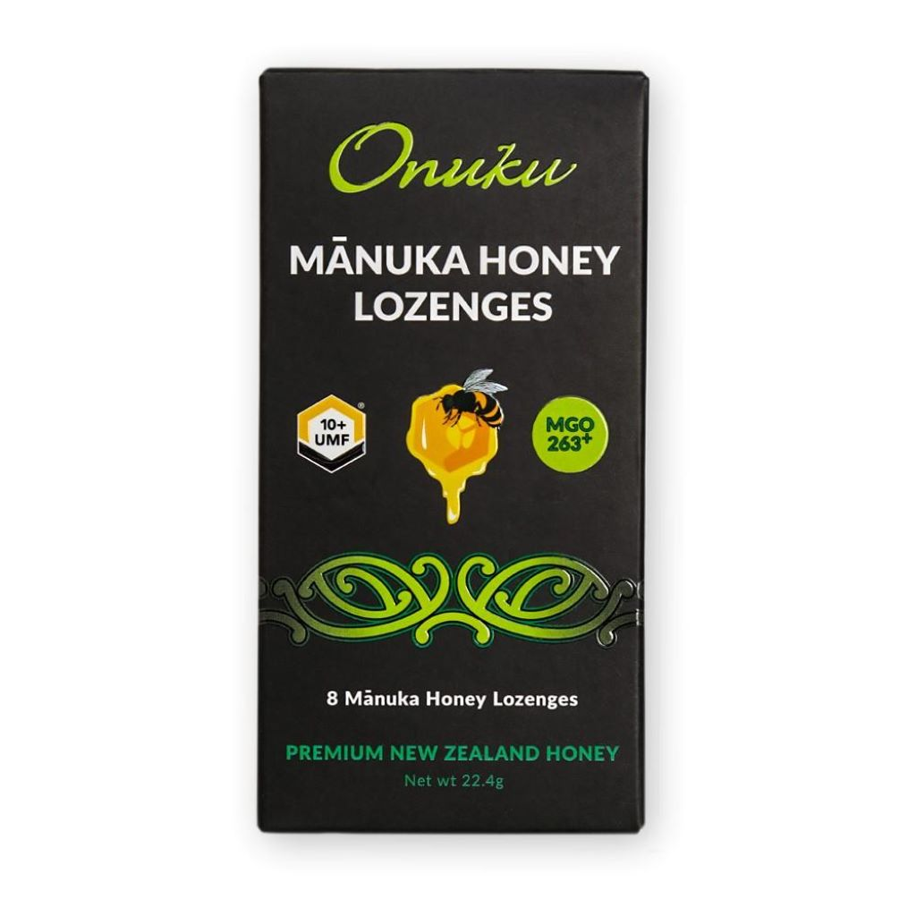 10+ UMF Manuka Honey Lozenges - Health & Supplements | Onuku