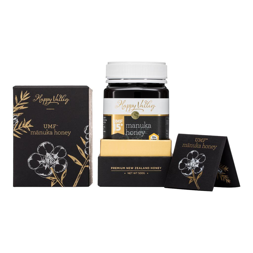 15+ UMF Manuka Honey - Manuka Honey | Happy Valley
