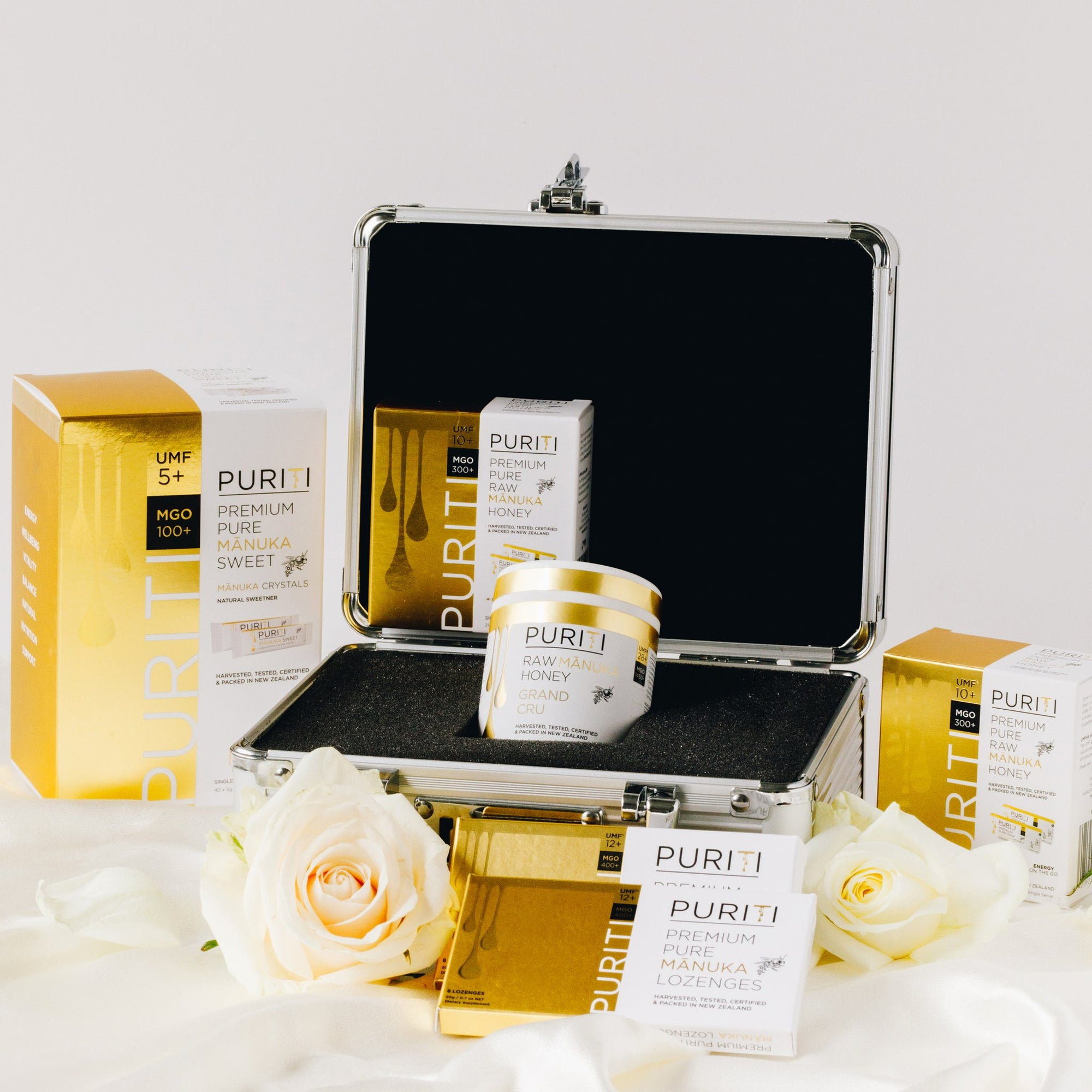 Manuka Ultimate Luxury Bundle