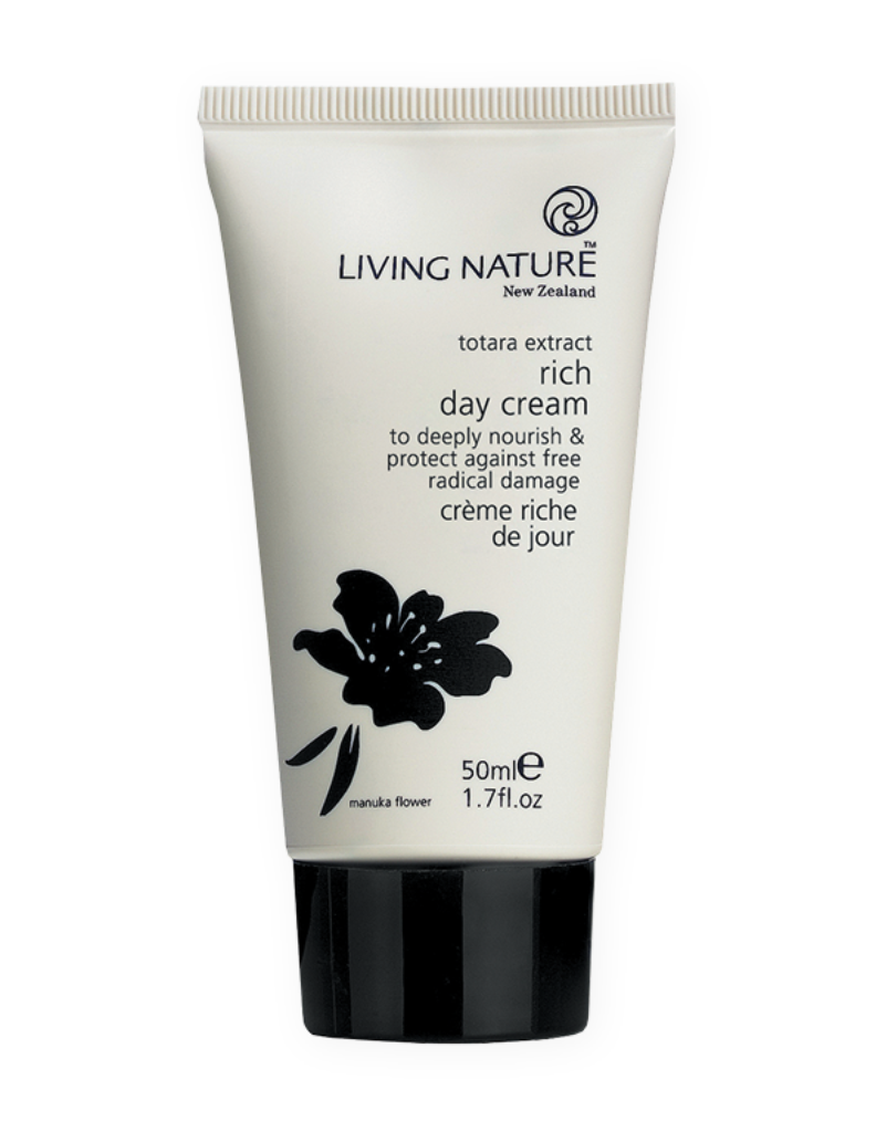 Rich Day Cream - Face & Body | Living Nature