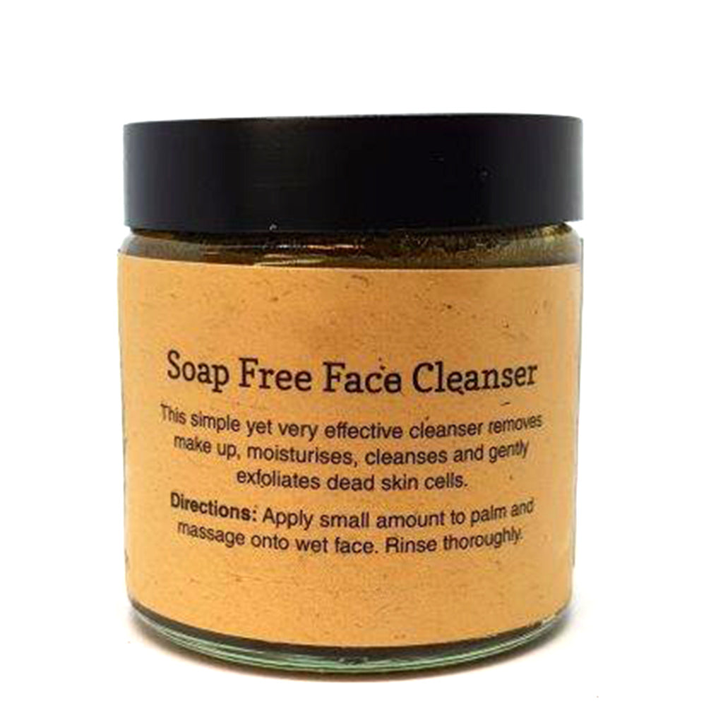 Manuka Honey Face Cleanser (soap free)