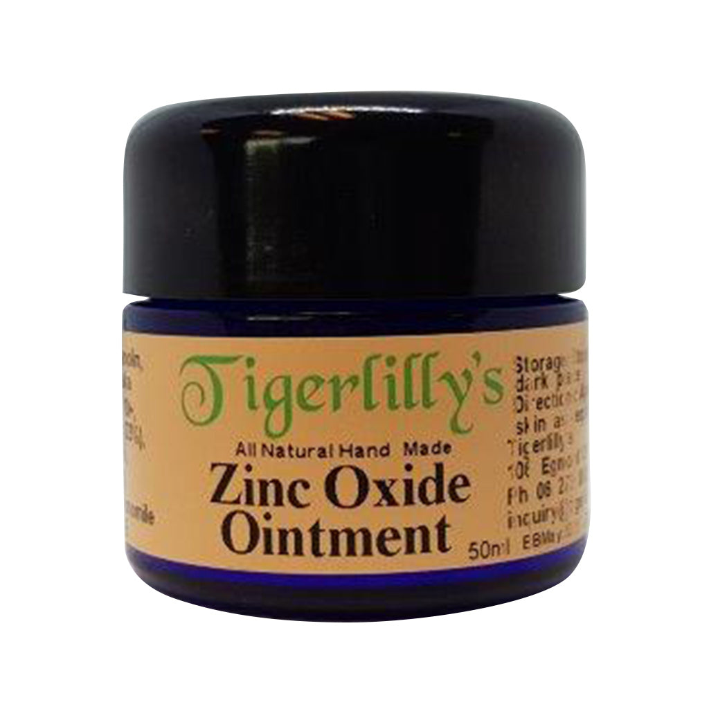 Zinc Oxide Ointment - Babies & Kids | Tigerlilly's