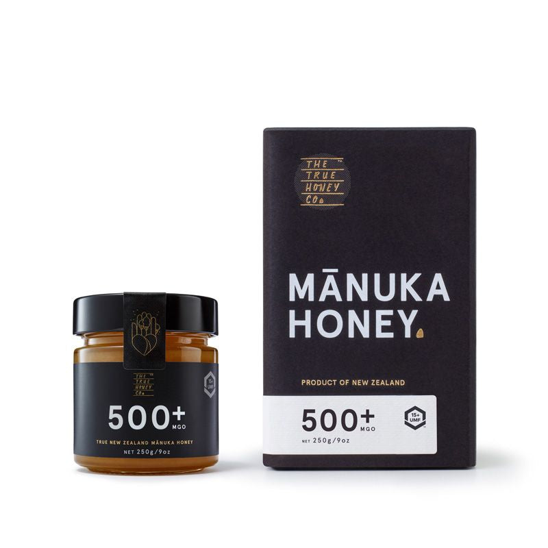 500+ MGO Manuka Honey (UMF 15+) - Manuka Honey | The True Honey Co.