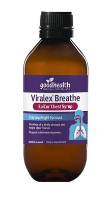 Viralex® Breathe EpiCor® Chest Syrup - Health & Supplements | Good Health