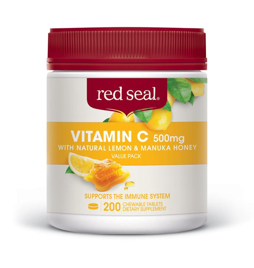 Vitamin C Chewable - Health & Supplements | Red Seal