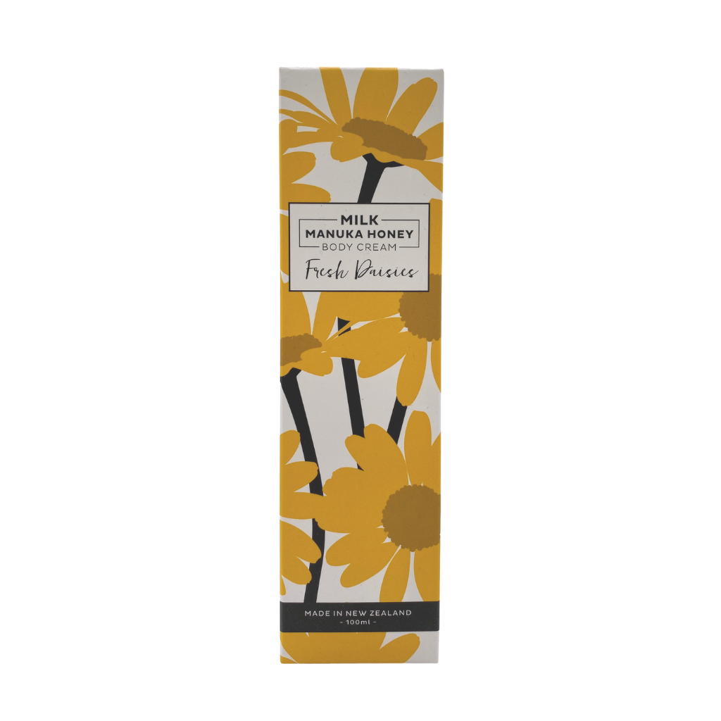 Manuka Honey & Milk Body Cream - Face & Body | DQ & Co.