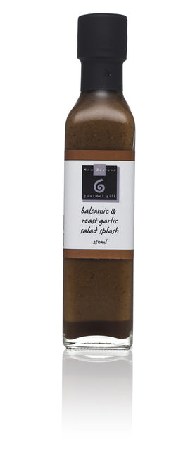 Balsamic & Roast Garlic Salad Splash - Food & Drink | NZ Gourmet Gift