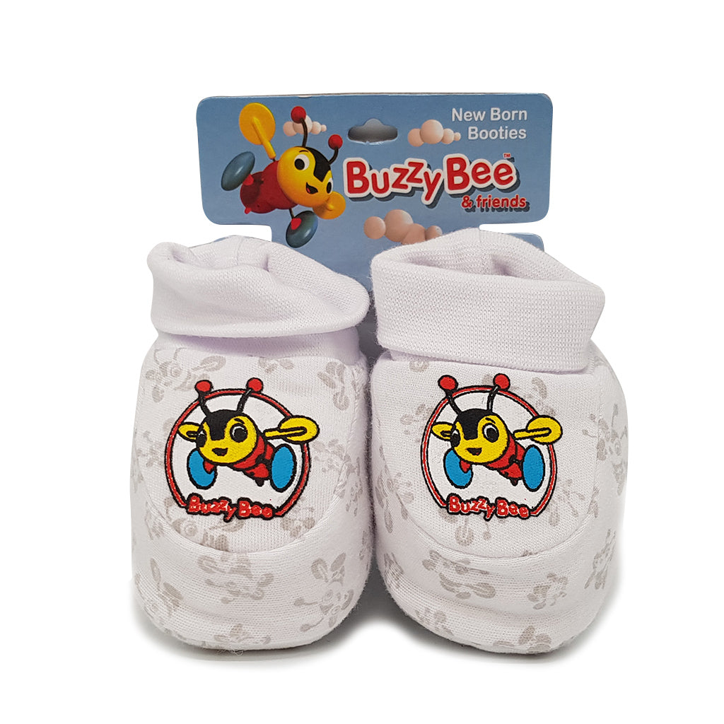 New Born Booties - Babies & Kids | Buzzy Bee