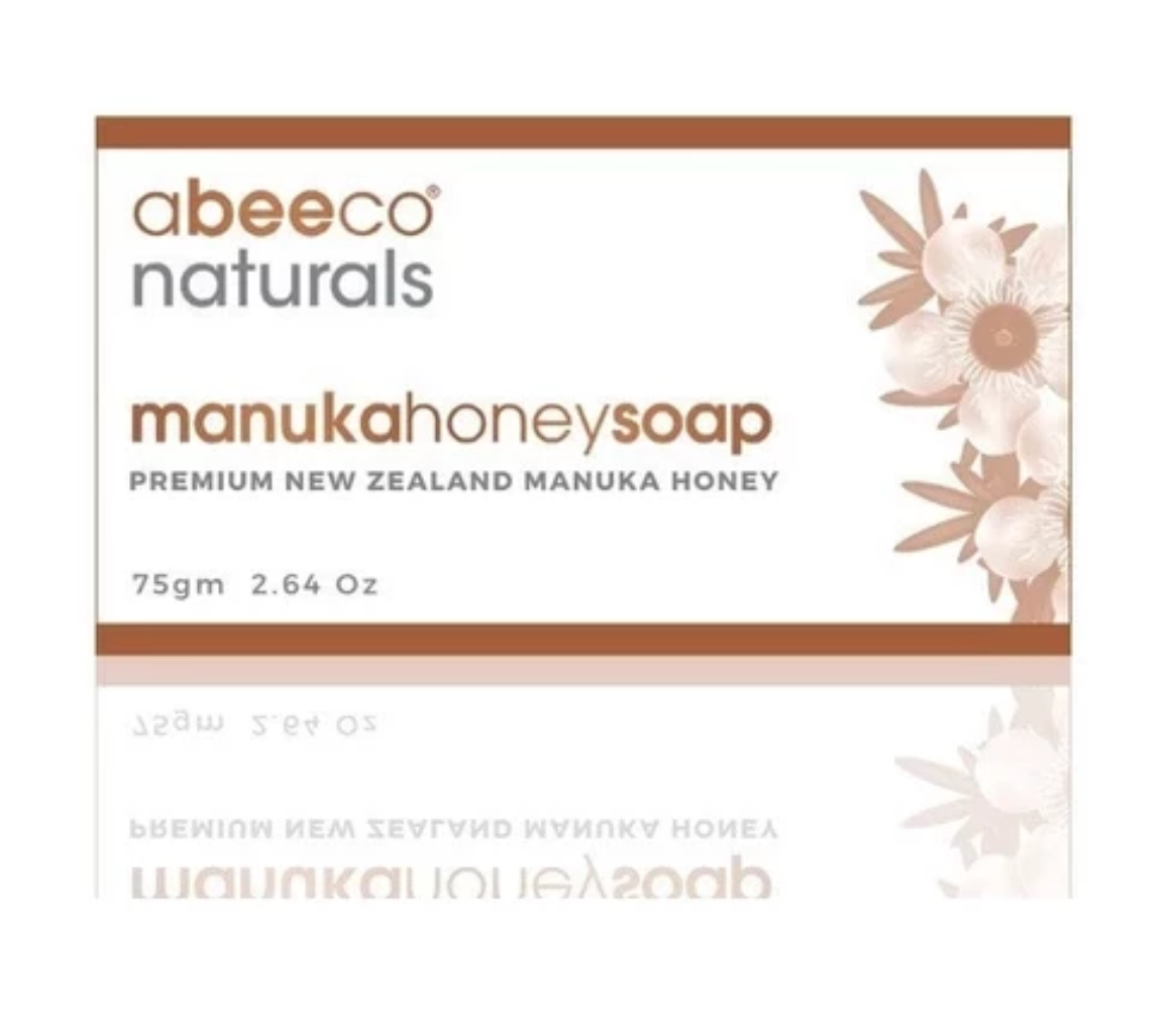 Manuka Honey Soap - Face & Body | abeeco