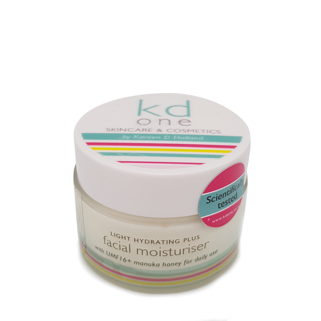 Light Hydrating Plus Moisturiser - Face & Body | KD One