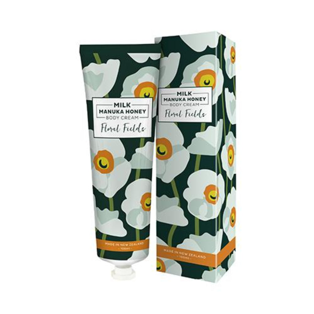 Manuka Honey & Milk Body Cream