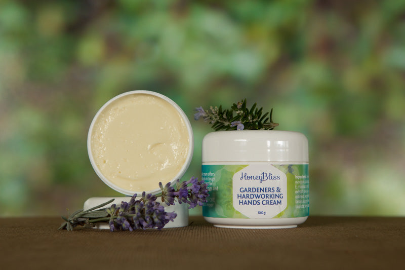 Gardener's Hardworking Hand Cream - Face & Body | Honeybliss