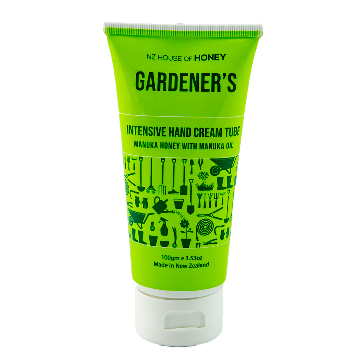 Gardeners Intensive Hand Cream - Face & Body | NZ House of Honey