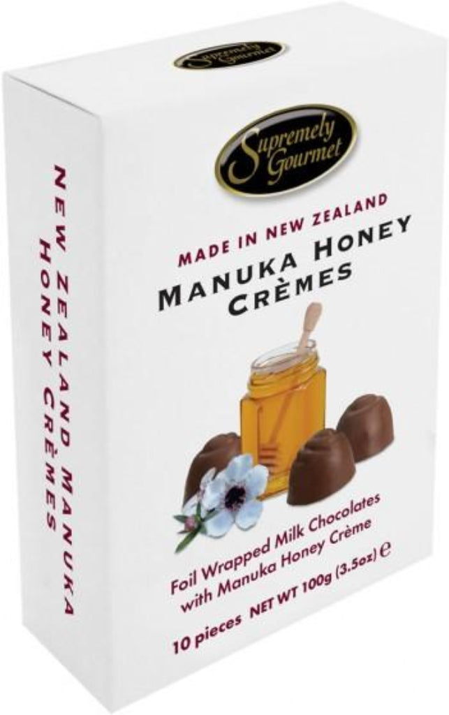 Manuka Honey Cremes 10 piece - Food & Drink | Supremely Gourmet
