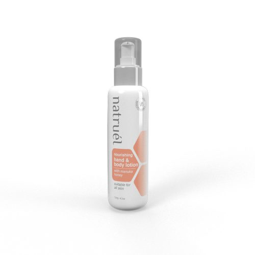 Natruel Nourishing Hand & Body Lotion