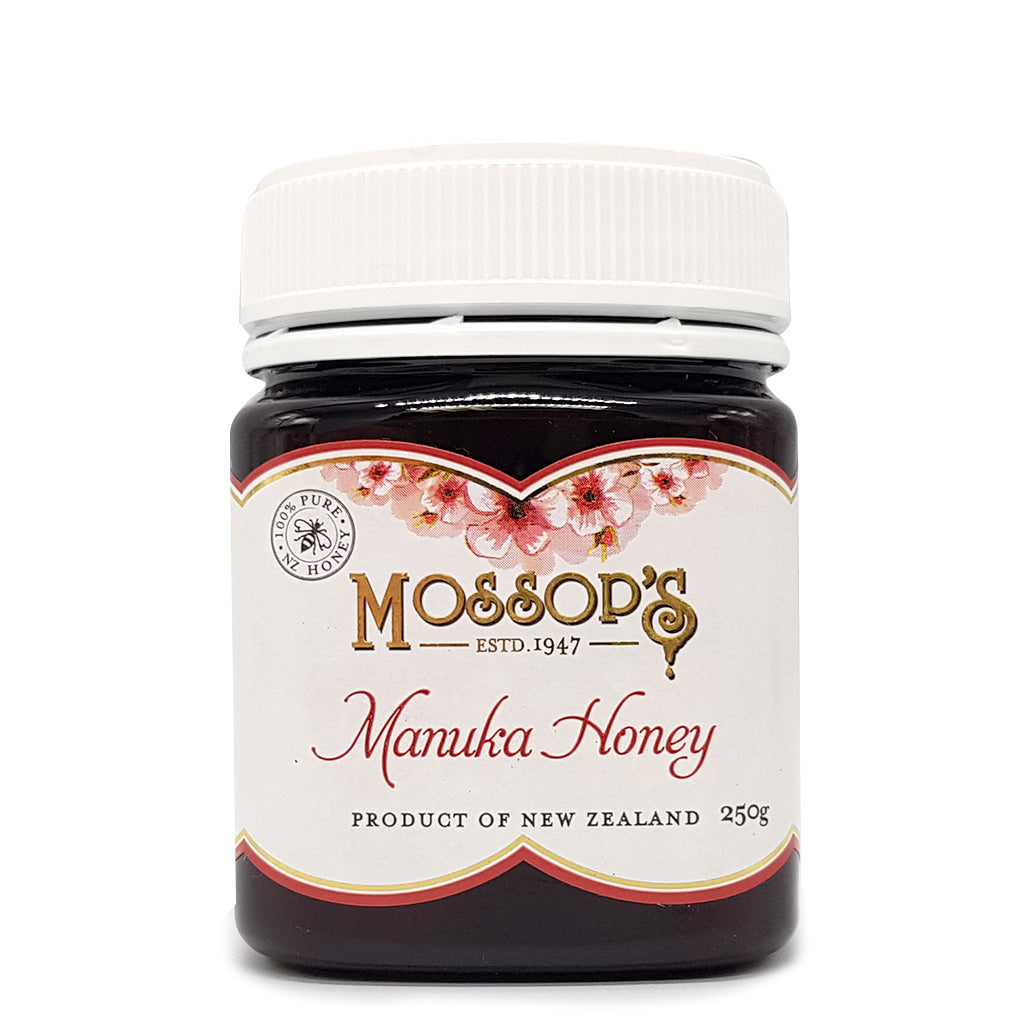 Manuka & Kanuka Honey Blend - Manuka Honey | Mossop's