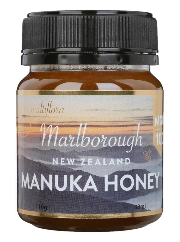 100 MGO Manuka Honey - Marlborough - Manuka Honey | b Honey