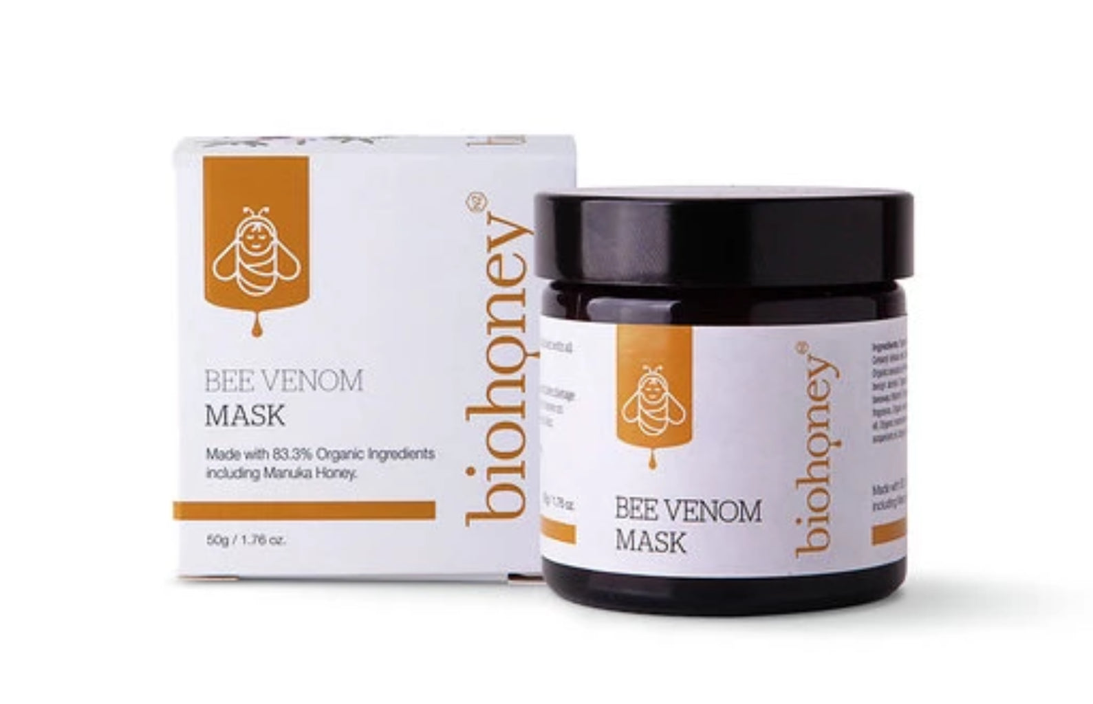 Bee Venom Mask - Face & Body | Biohoney