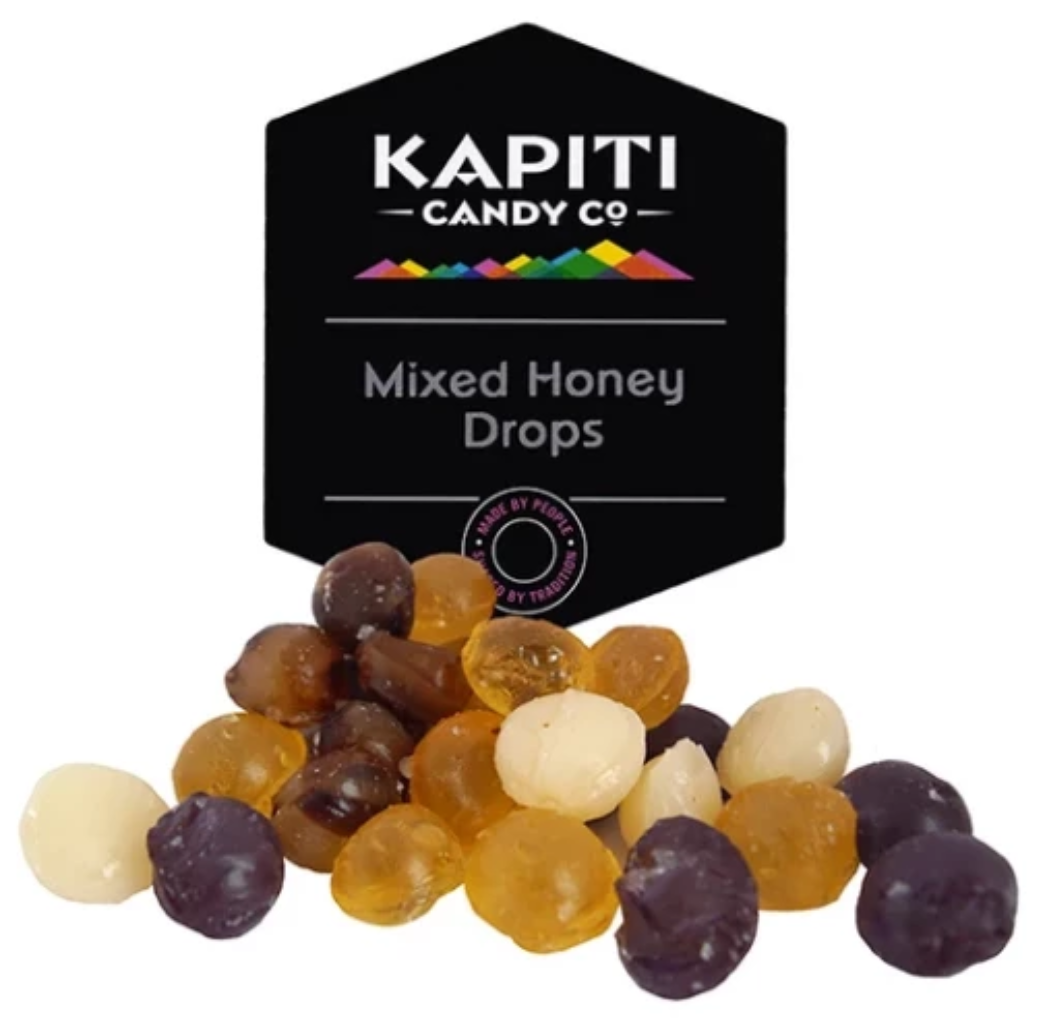 Mixed Honey Drops - Food & Drink | Kapiti Candy Co