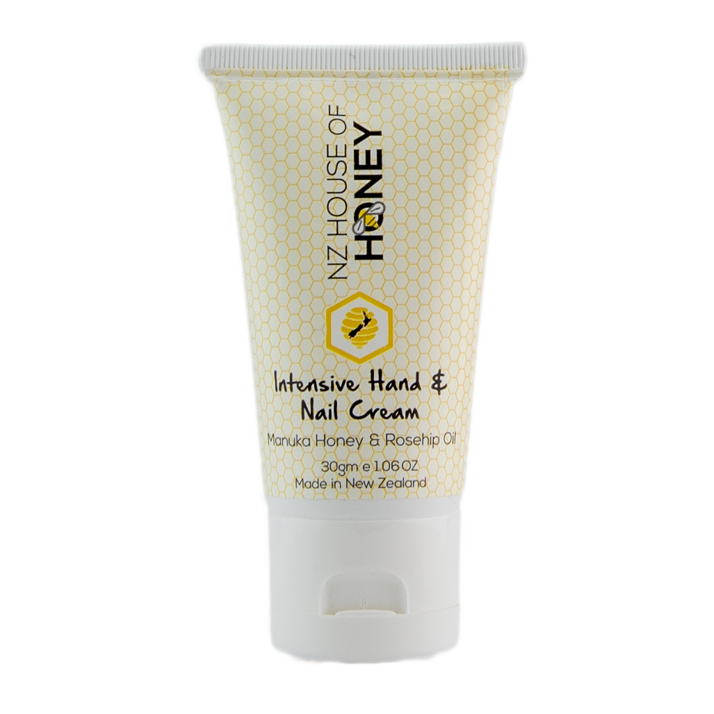 Intensive Hand and Nail Cream - Manuka Honey of NZ