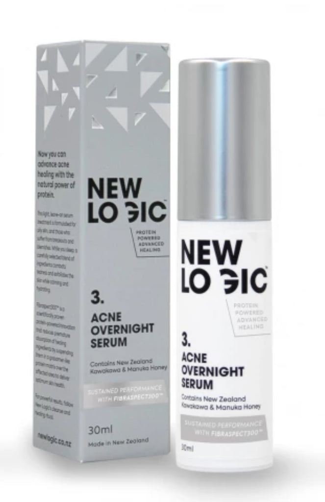 Acne Overnight Serum - Face & Body | New Logic