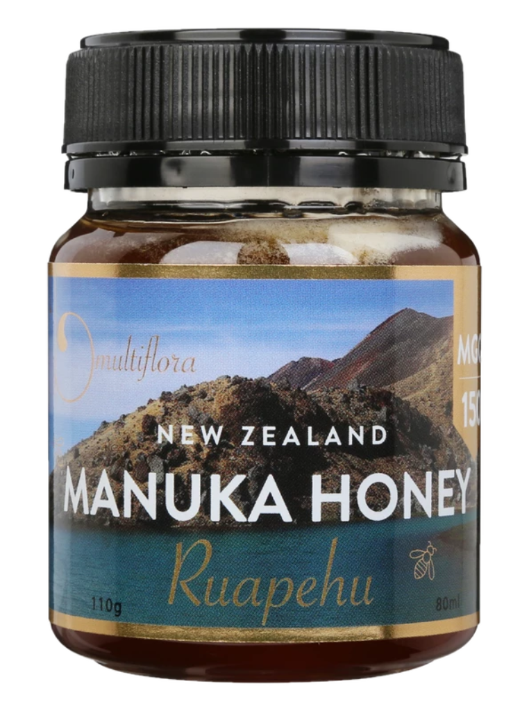 150 MGO Manuka Honey - Ruapehu - Manuka Honey | b Honey