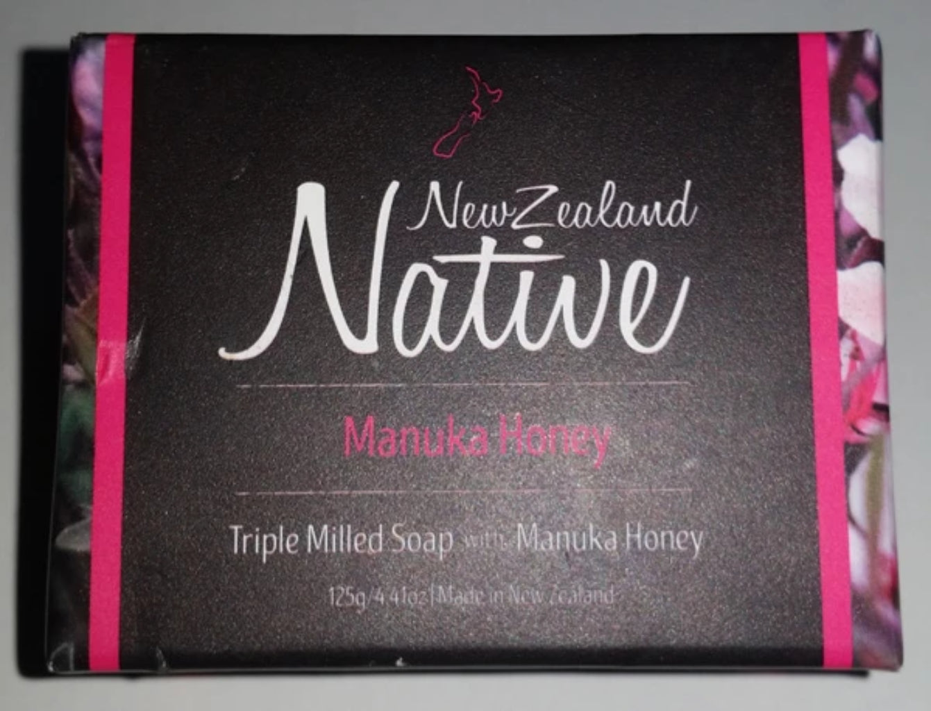 New Zealand Native Manuka Honey Soap - Face & Body | Papyrus Essential Luxuries