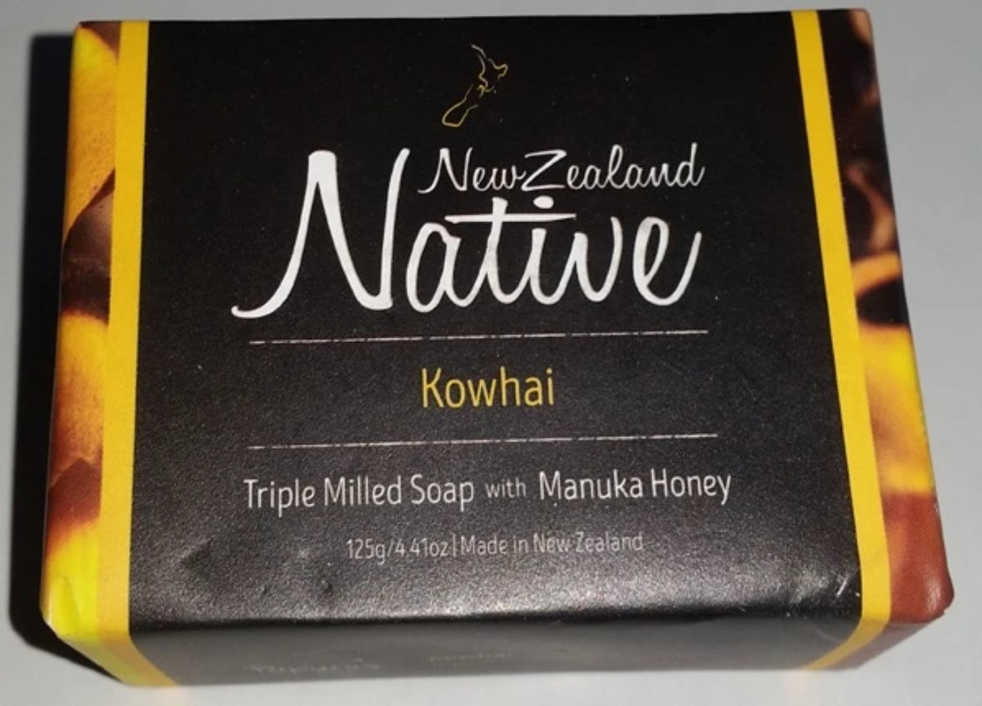 New Zealand Native Kowhai Soap - Face & Body | Papyrus Essential Luxuries