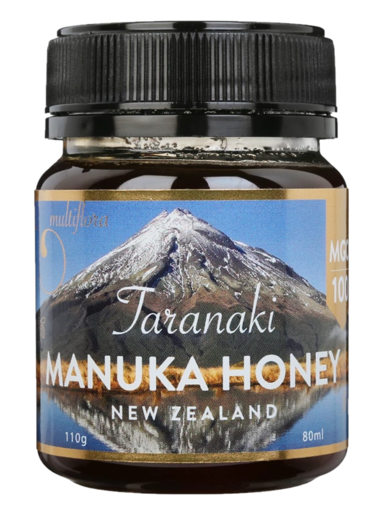 100 MGO Manuka Honey - Taranaki - Manuka Honey | b Honey