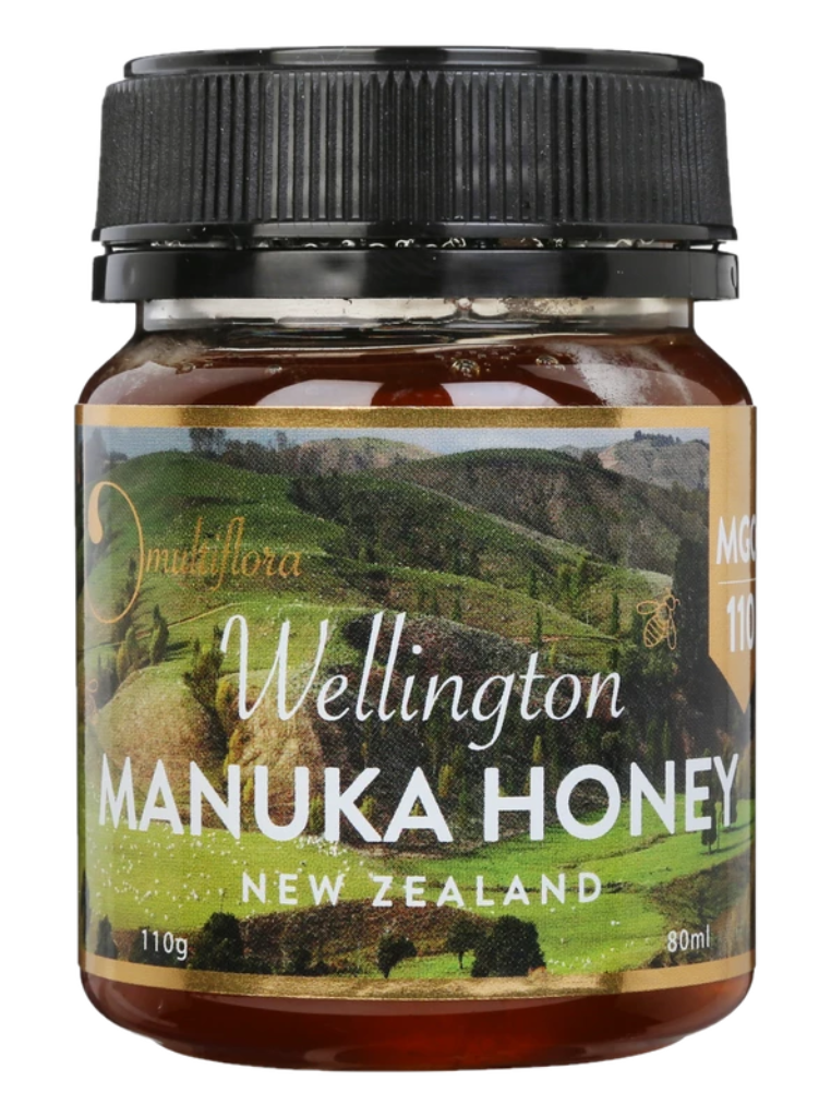 110 MGO Manuka Honey - Wellington