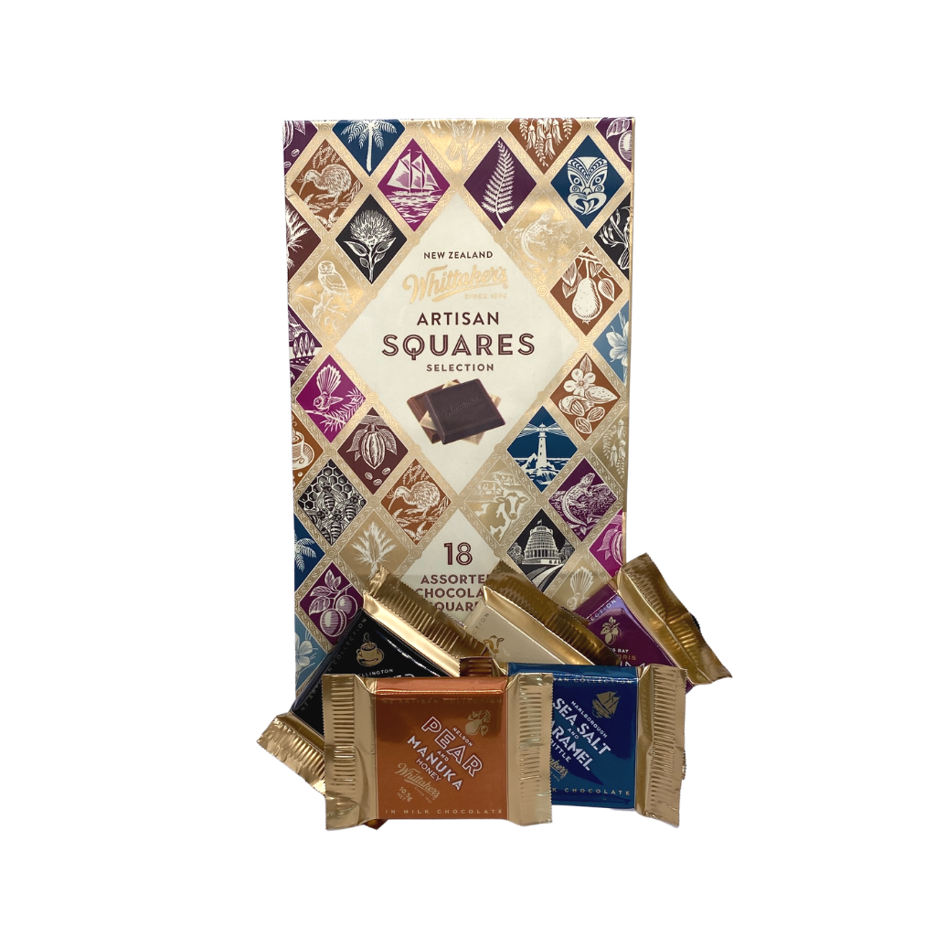 Artisan Squares Selection