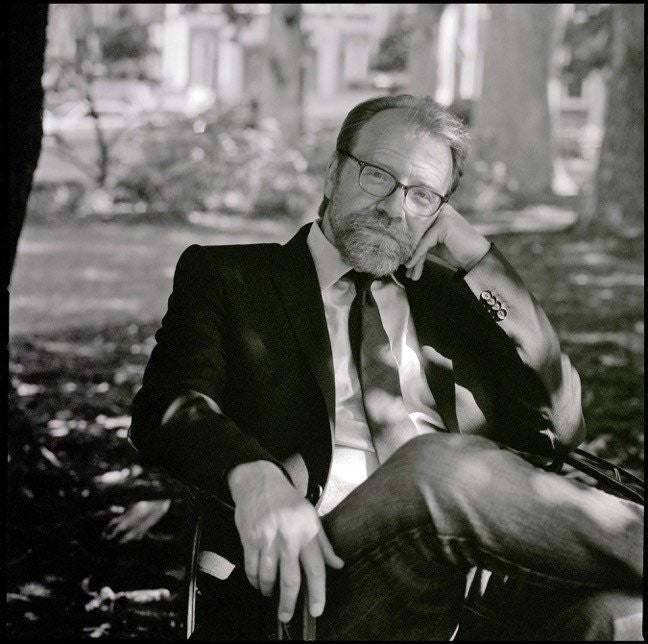 Joyfulness in Everything: A Conversation with George Saunders