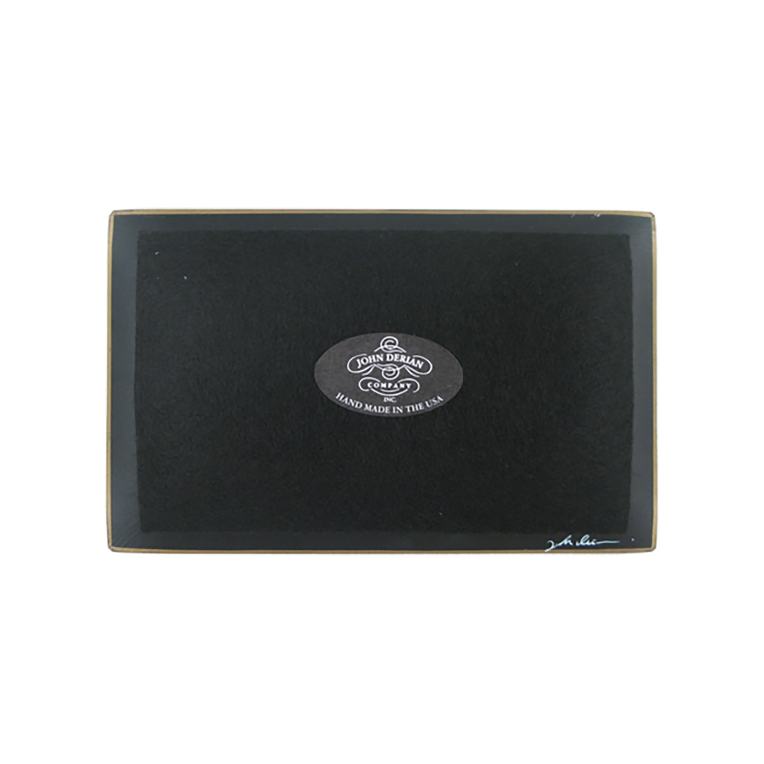 Gasparilla Ball Invitation Tray