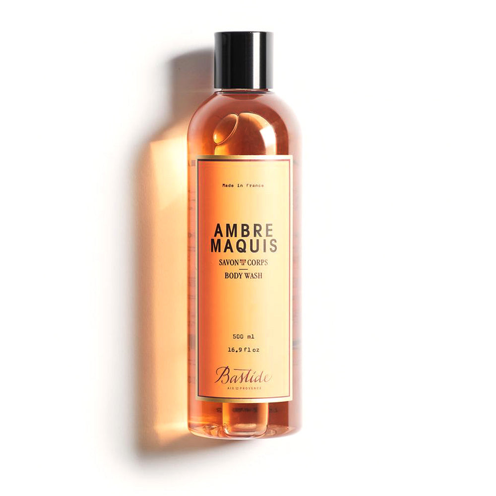 Body Wash - Ambre Maquis