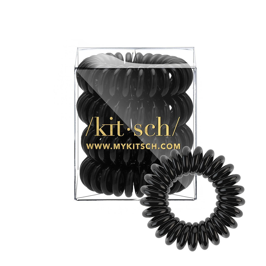 Hair Coils - Black