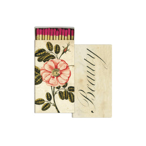 John Derian Matches - La Rose & Beauty