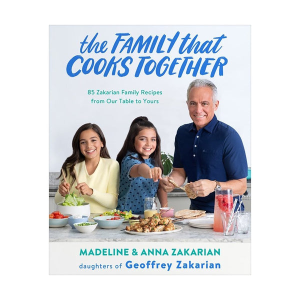 The Family that Cooks Together - Signed & Personalized