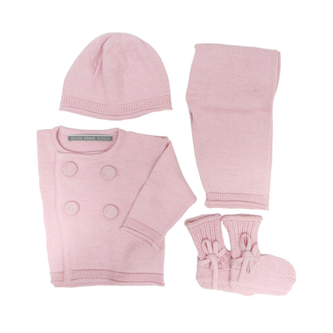 Alicia Adams Alpaca Baby Set - Pink