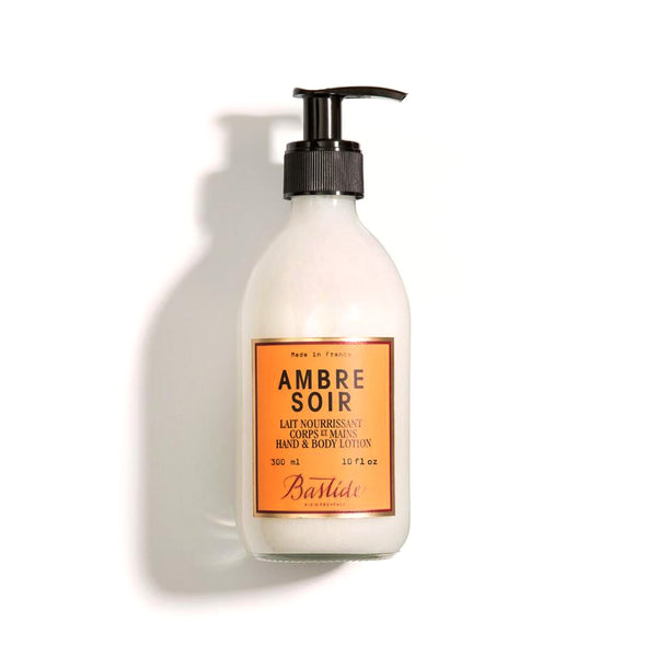 Scented Hand Lotion - Ambre Soir
