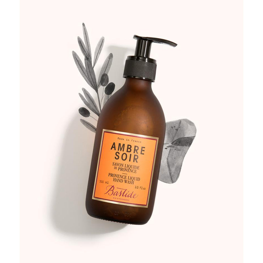 Liquid Soap - Ambre Soir