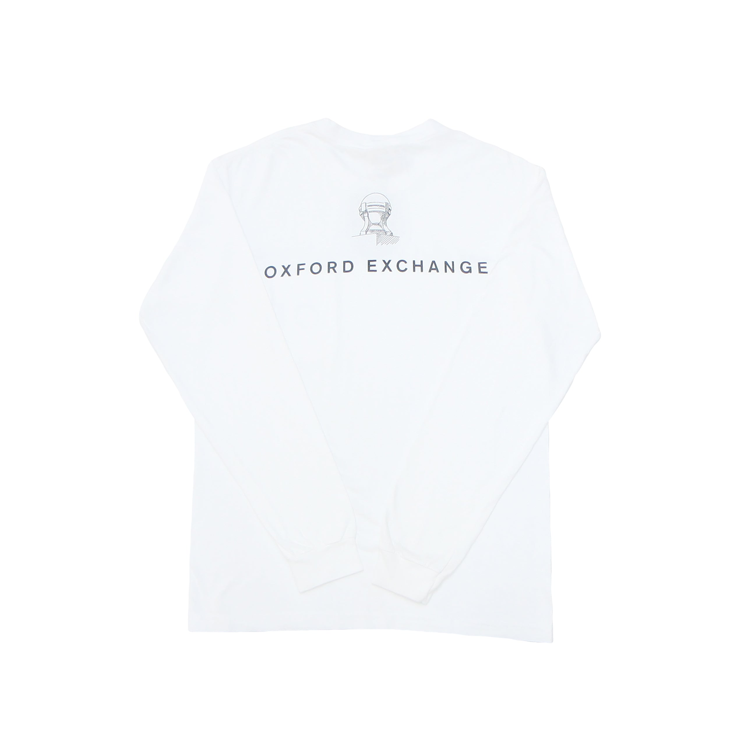 Oxford Exchange Shirt - Long Sleeve
