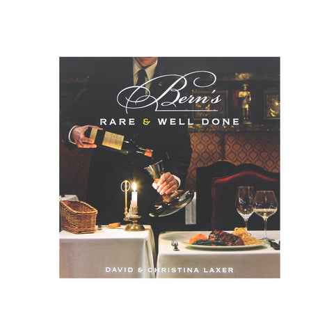 Bern's Rare & Well Done - Signed
