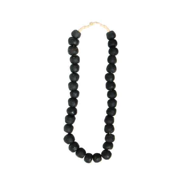 African Beads - Black