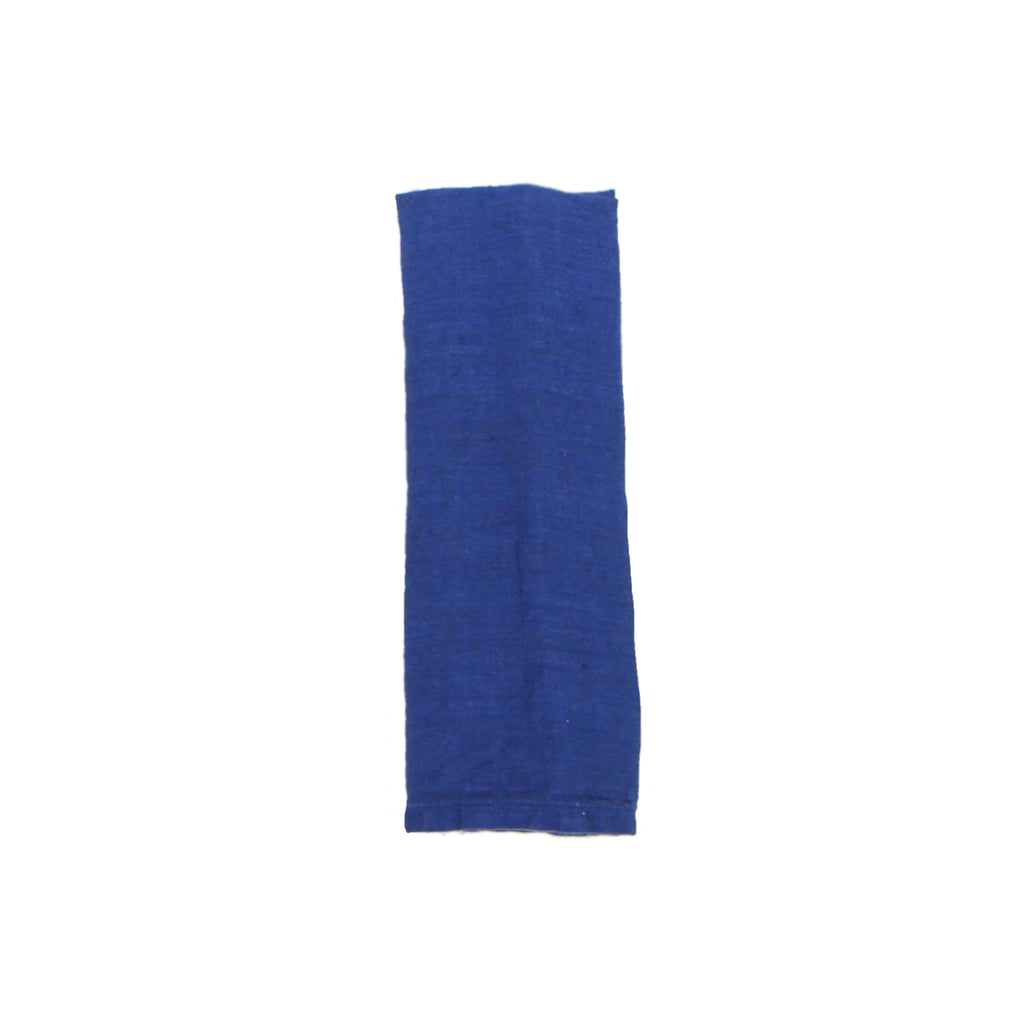Washed Linen Napkin - Blue