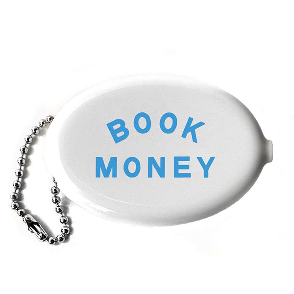 Coin Pouch - Book Money