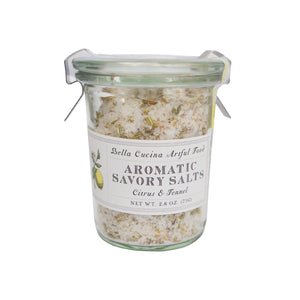 Citrus & Fennel Savory Salt