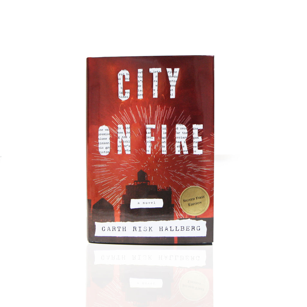 City On Fire - Signed