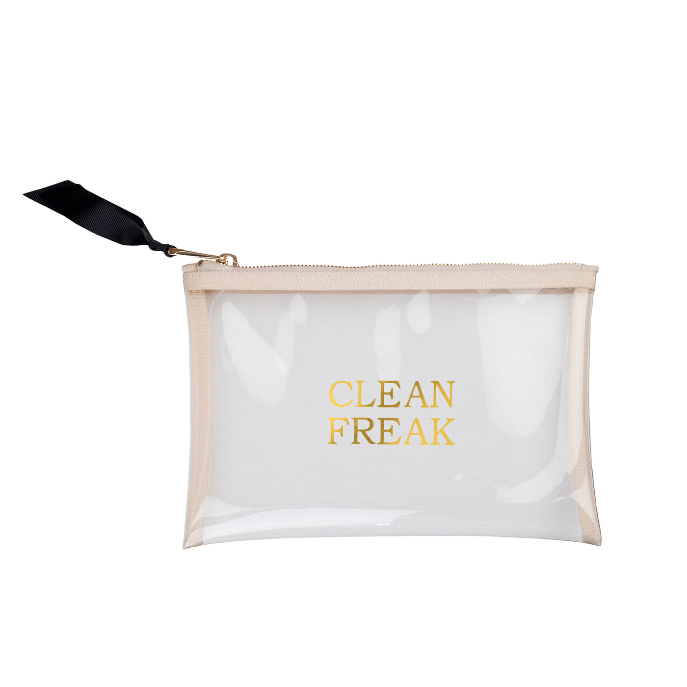 Dolly Zipper Pouch - Clean Freak