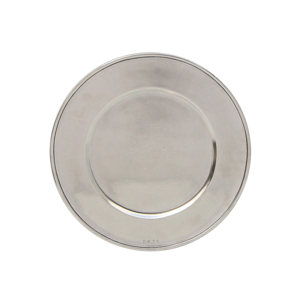 Match - Pewter Convivio Charger